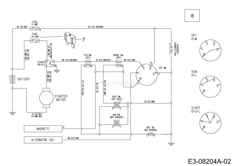 Schemat Elektryczny